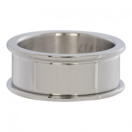 Pierścionek baza 8 mm srebrny