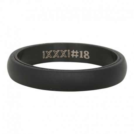 Ring drewno czarne