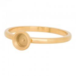 Ring baza do elementów wymiennych 2 mm złoty