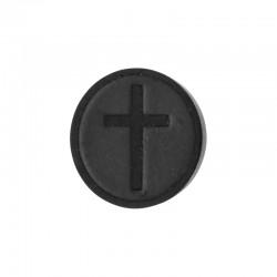 Element wymienny krzyż czarny