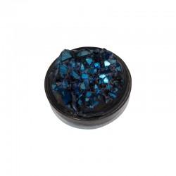 Element wymienny kryształki ciemno niebieskie czarny