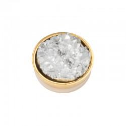 Element wymienny kryształki złoty