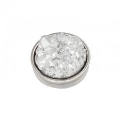 Element wymienny kryształki srebrny