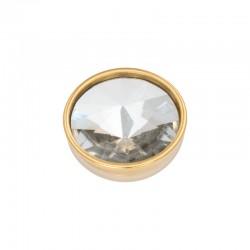 Element wymienny piramida kryształ złoty