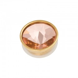 Element wymienny piramida szampan złoty