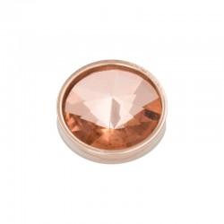 Element wymienny piramida szampan różowe złoto