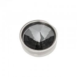 Element wymienny piramida czarny diament srebrny