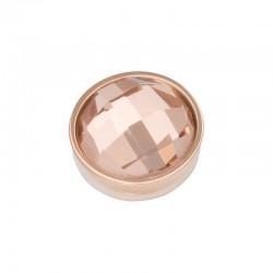 Element wymienny fasetowany szampan różowe złoto