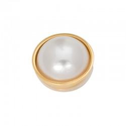Element wymienny perła złoty