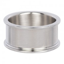 Pierścionek baza 10 mm srebrny
