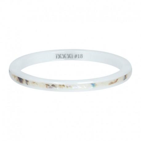 Ring ceramiczny 2 mm piaskowy raj