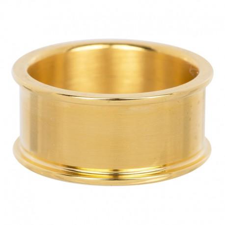 Pierścionek baza 10 mm złoty