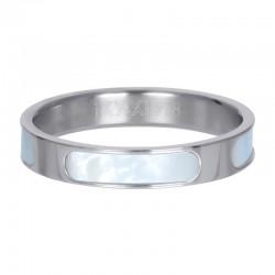 Ring aruba 4 mm srebrny
