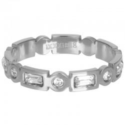 Ring Excellent 4 mm srebrny