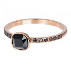 Ring Prince 2 mm różowe złoto