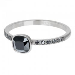 Ring Prince 2 mm srebrny