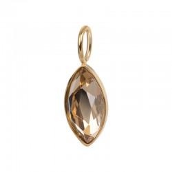 Zawieszka średnia Royal Diamond topaz