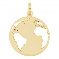 Zawieszka średnia świat złoty