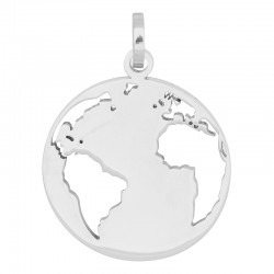 Zawieszka średnia świat srebrny