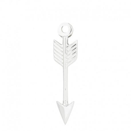Zawieszka mała strzała srebrna