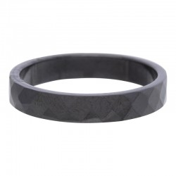 Ring ceramiczny cięty 4 mm czarny