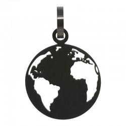 Zawieszka średnia świat czarny